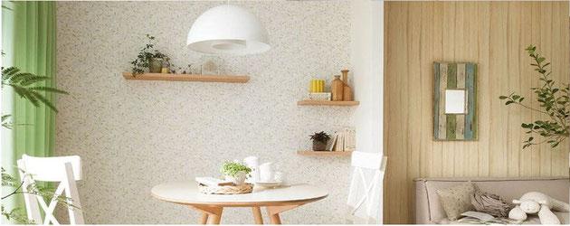 壁紙-床張替え‐和室の襖-左官-畳替え-サッシ交換-間取り変更など建物の内装リフォーム