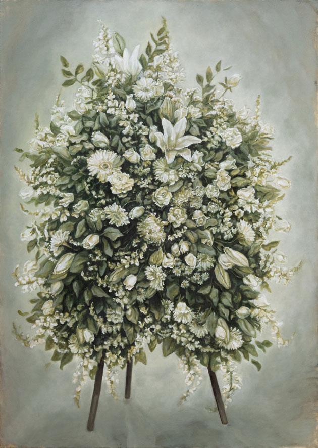 noel varoqui  - une fin de renaissance - fev17 - encre sur papier Arches 300g, 56x76cm