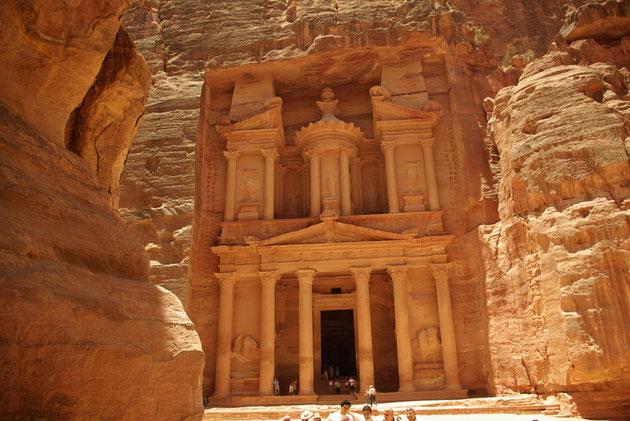 Petra - UNESCO-Weltkulturerbe