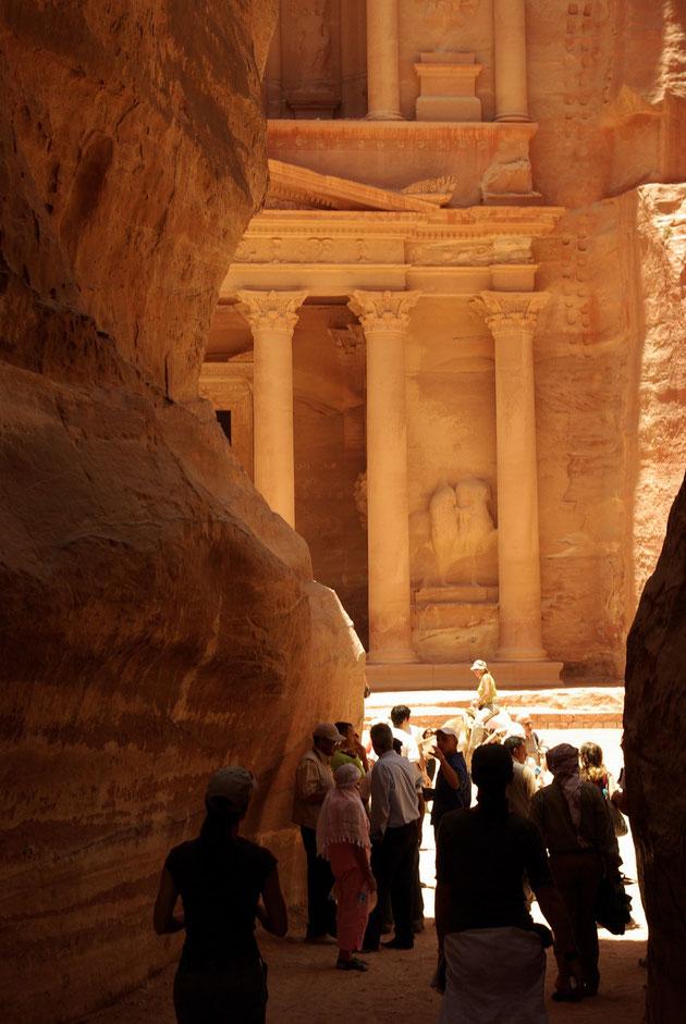 Petra - UNESCO - Weltkulturerbe