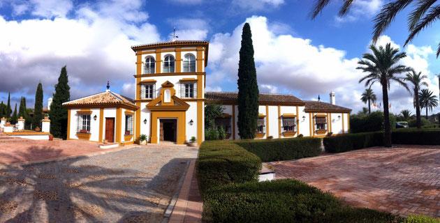 """Sevilla - """"königliche"""" Residenz"""