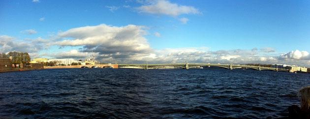 St. Petersburg - Newa-Fluss