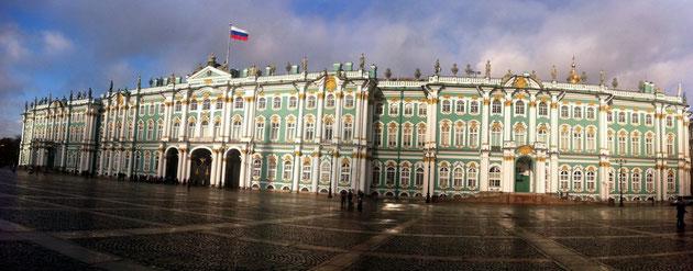 St. Petersburg - Eremitage/Hermitage