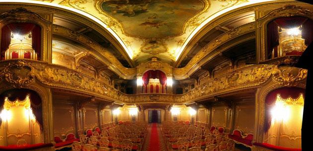 St. Petersburg - privater Theatersaal für 150 Personen