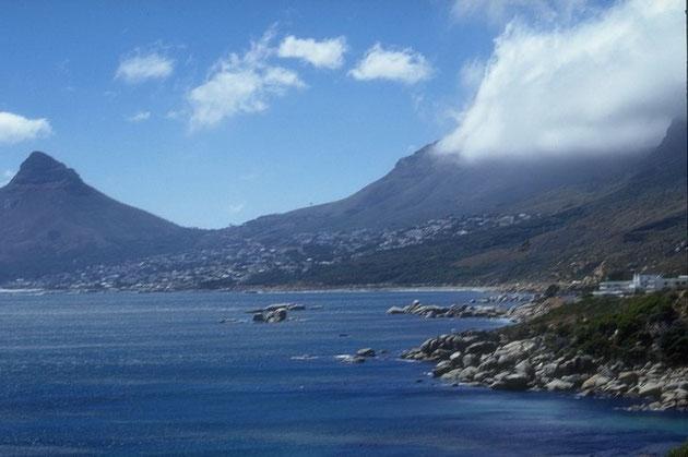 Kapstadt - Chapman´s Peak Drive