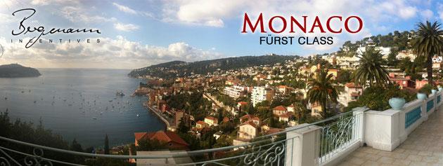 Monaco - schöne Aussichten...