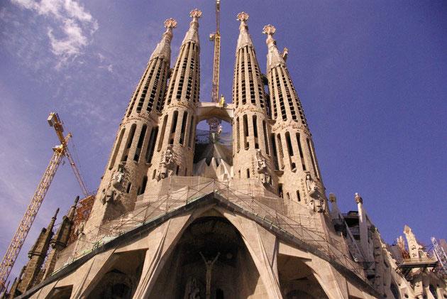 "Barcelona - ""Antoni Gaudi"" - Sagrada Familia"