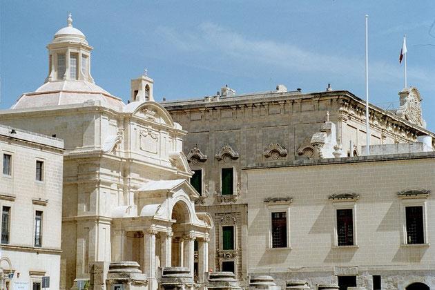 Hauptstadt Valetta