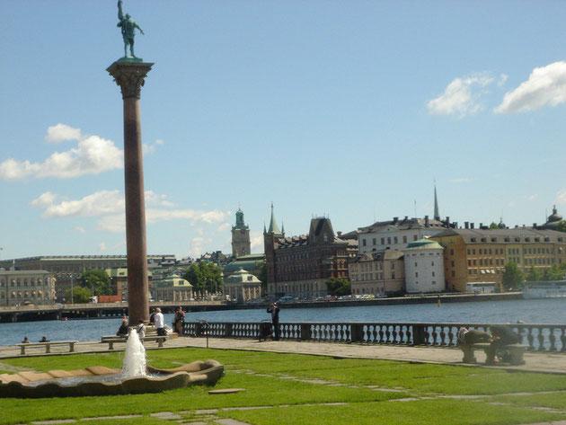 Stockholm - City