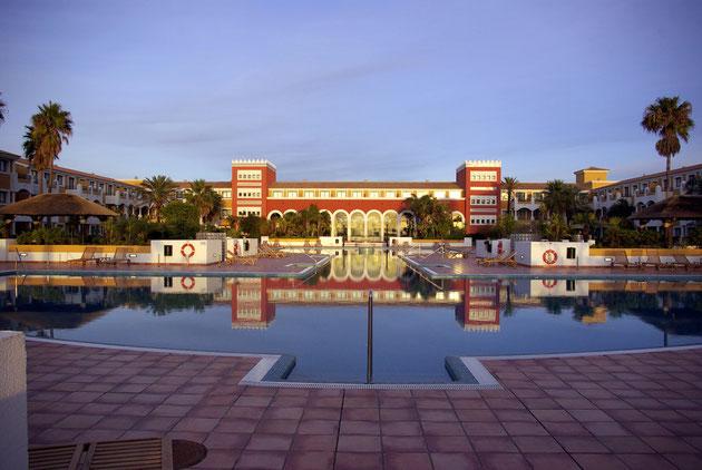 "Costa de la Luz - Hotel ""Melia Sancti Petri"""
