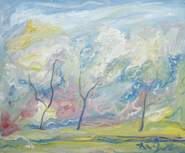 te_koop_aangeboden_een_modern_schilderij_van_richard_lee_barton_1952
