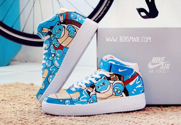Blastoise Sneaker by bobsmade