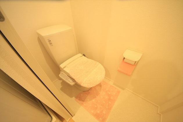 トイレ3F