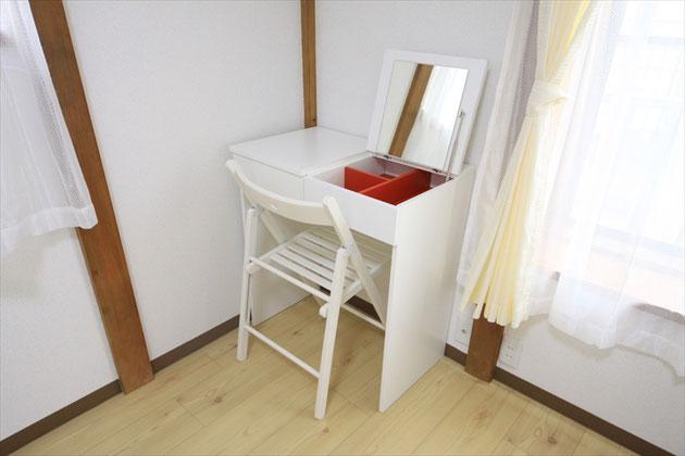 房間化妝台