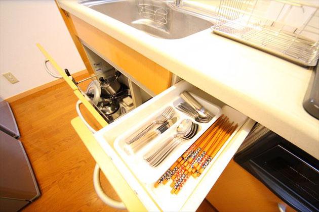 食器と調理器具