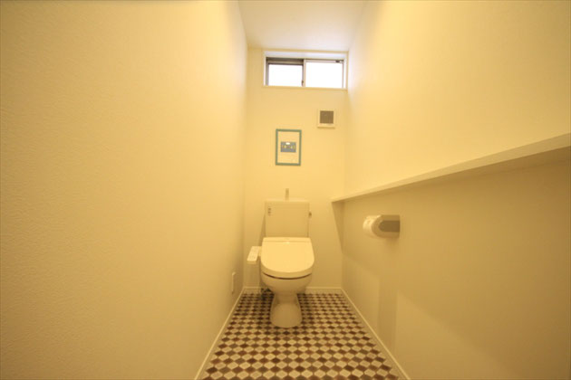ㄧ樓洗手間