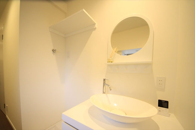 2F Washing room