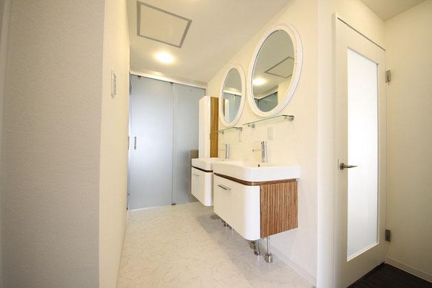 3F Washing room