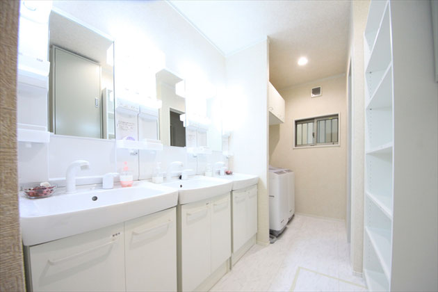 Washing room