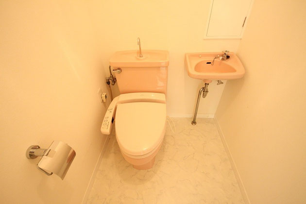 4층화장실