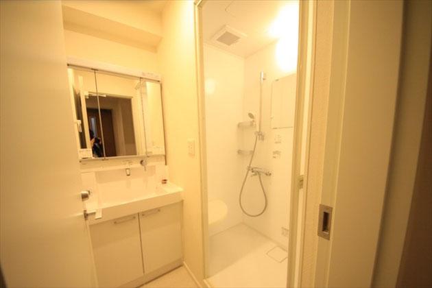 洗面室1F