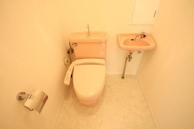 4階トイレ