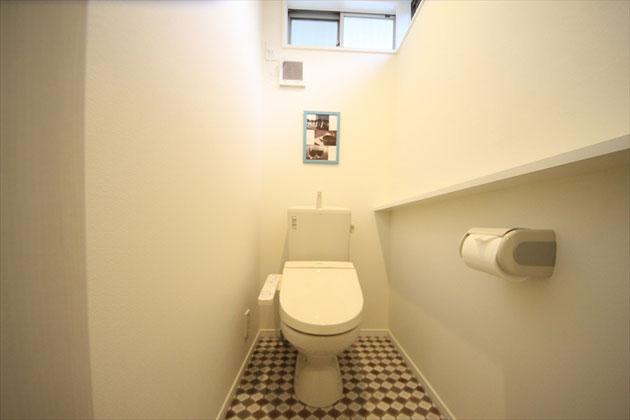 二樓洗手間