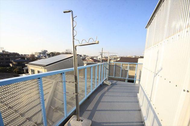 Top roof
