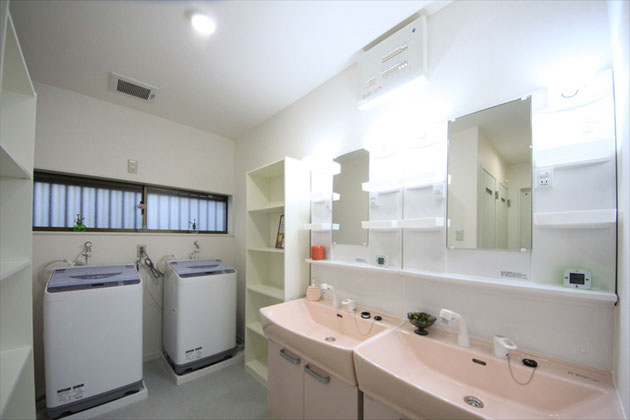 Washing room