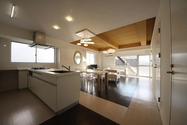 3F Living room