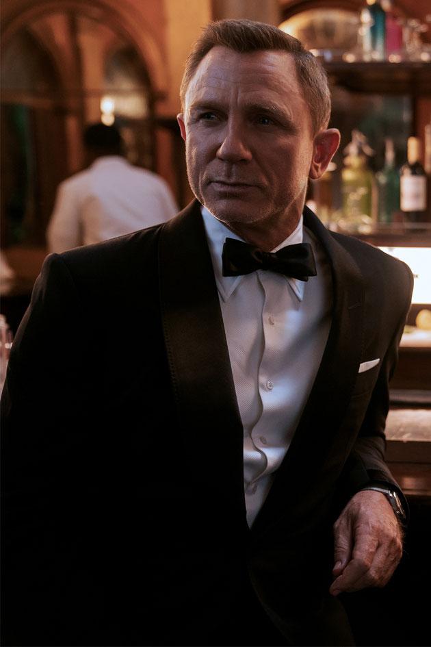 Daniel Craig - James Bond - No Time To Die - Universal - kulturmaterial