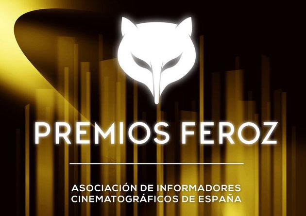 Cartel oficial Premios Feroz