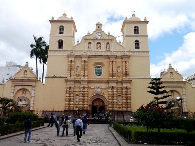Tegucigalpa, Honduras (click to zoom)