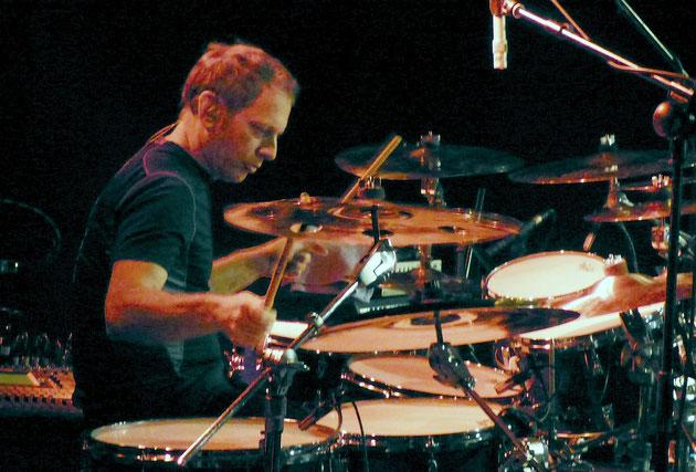 Dave Weckl, 09.07.15, Becker+Funck