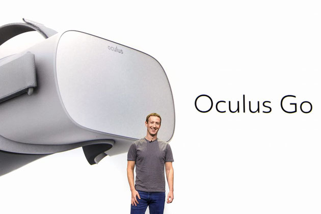 oculus go mark zuckerberg facebook