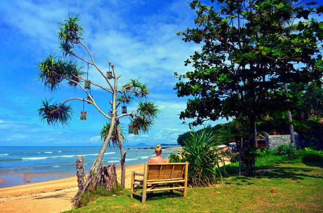 Thailand Koh Lanta Strand