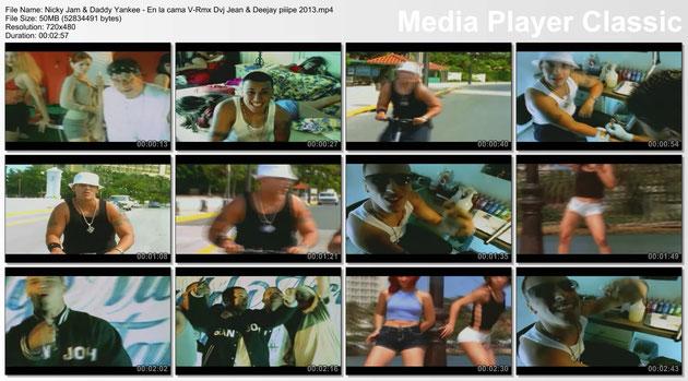Nicky Jam & Daddy Yankee - En la cama V-Rmx Dvj Jean & Deejay piiipe 2013.mp4