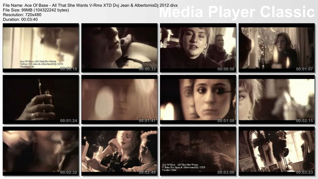 01-Ace Of Base – All That She Wants V-Rmx XTD Dvj Jean & AlbertomixDj 2012.mp4