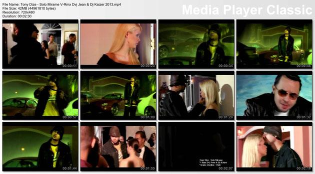 Tony Dize - Solo Mirame V-Rmx Dvj Jean & Dj Kaizer 2013.mp4