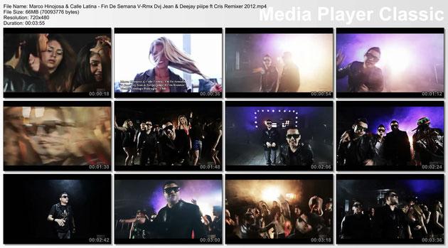 18-Marco Hinojosa & Calle Latina – Fin De Semana V-Rmx Dvj Jean & Deejay piiipe ft Cris Remixer 2012.mp4