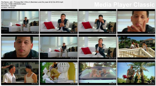 Jalil - Princesa Mia V-Rmx 2 (Bachata Love) Dvj Jean & Dj Cris 2012.mp4
