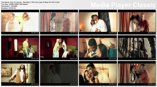 Zion & Lennox - Bandida V-Rmx Dvj Jean & Brez DJ 2013.mp4