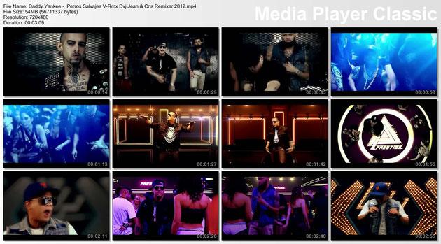 07-Daddy Yankee – Perros Salvajes V-Rmx Dvj Jean & Cris Remixer 2012.mp4