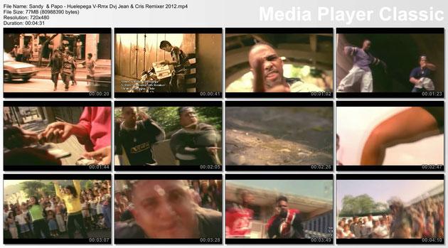 24-Sandy & Papo – Huelepega V-Rmx Dvj Jean & Cris Remixer 2012.mp4