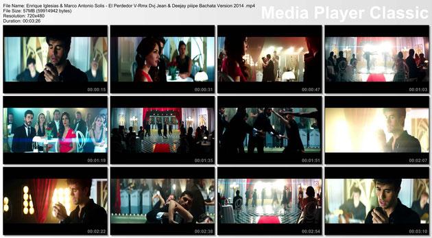 Enrique Iglesias & Marco Antonio Solis - El Perdedor V-Rmx Dvj Jean & Deejay piiipe Bachata Version 2014 .mp4