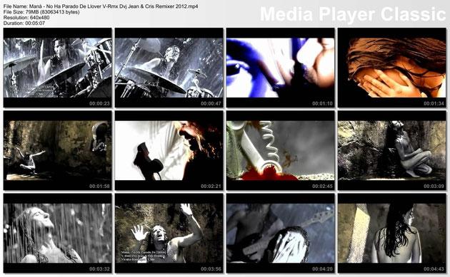 Maná - No Ha Parado De Llover V-Rmx Dvj Jean & Cris Remixer 2012.mp4
