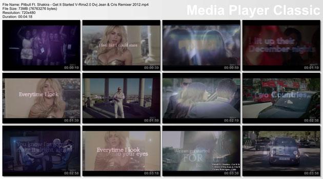 21-Pitbull Ft. Shakira – Get It Started V-Rmx2.0 Dvj Jean & Cris Remixer 2012.mp4