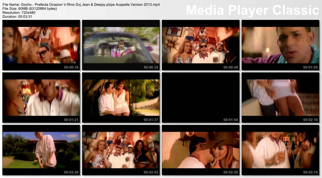 Gocho - Prefecta Ocasíon V-Rmx Dvj Jean & Deejay piiipe Acapella Version 2013.mp4