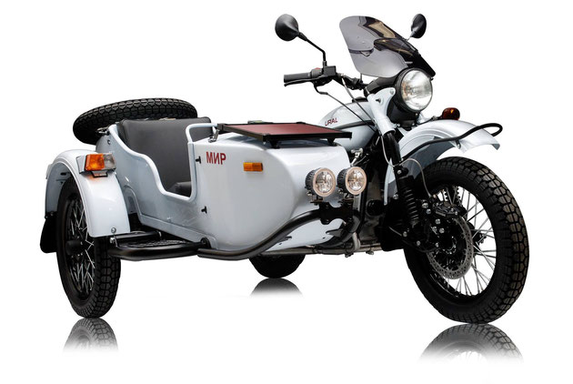 2014 Ural MIR Limited Edition