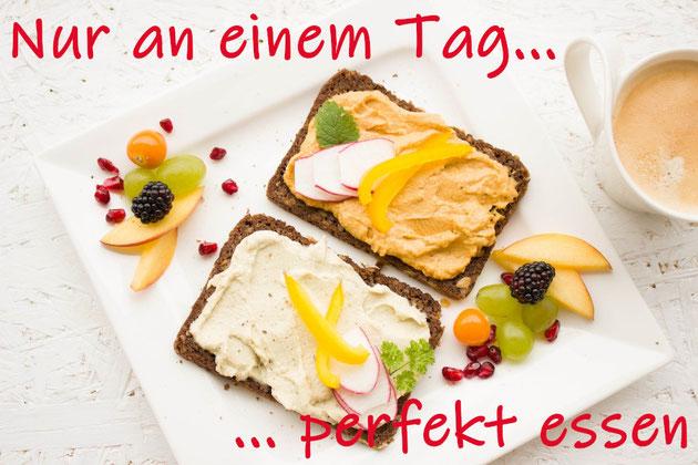 Beatrice Winkel - Nur für einen Tag perfekt essen